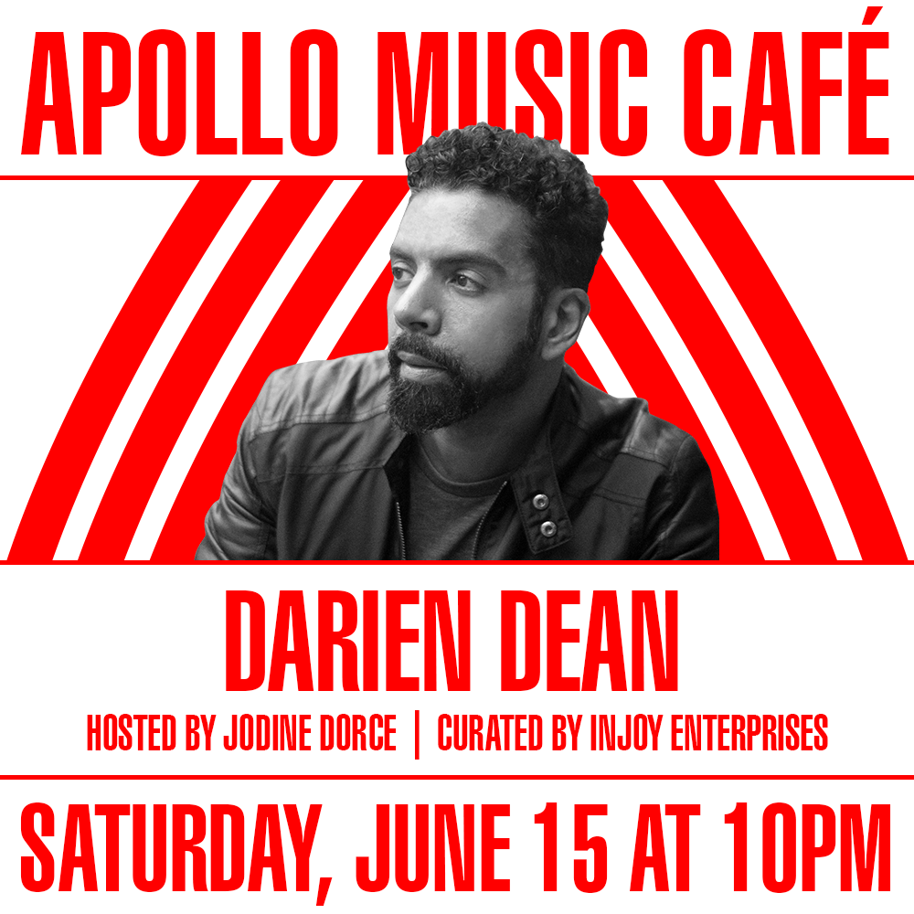 Apollo Music Cafe - Darien Dean