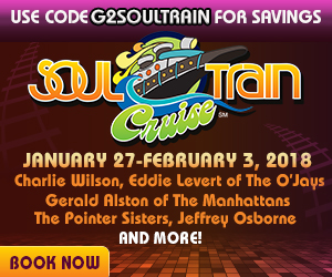 Soul Train Cruise - Box