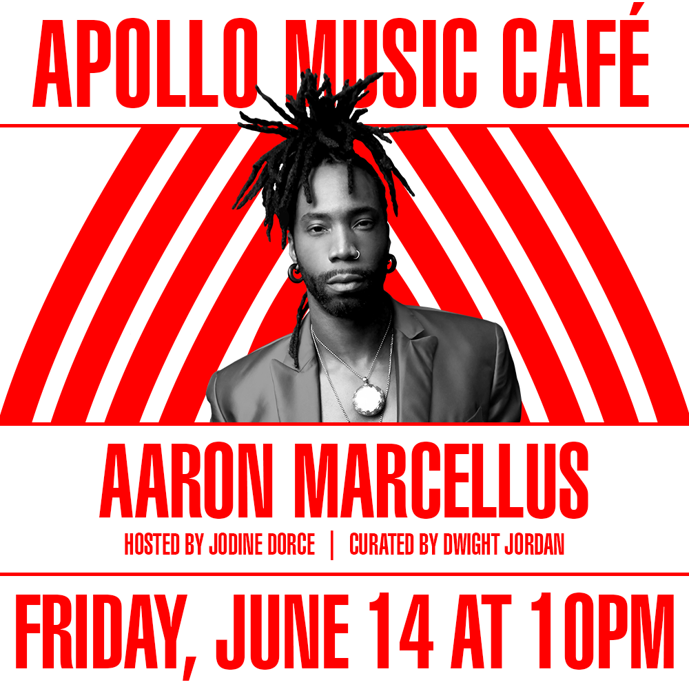 Apollo Music Cafe - Aaron Marcellus